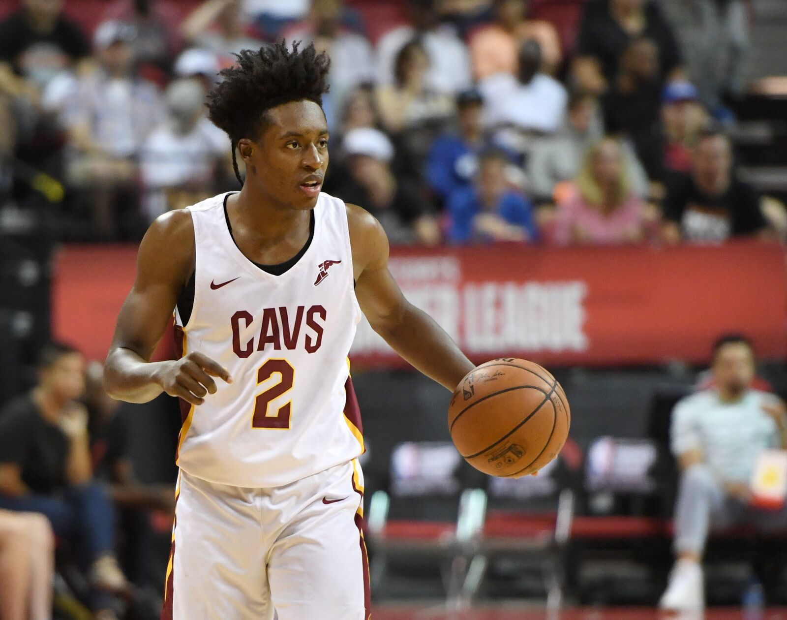 Cleveland Cavaliers  Collin Sexton does something LeBron never did 6d29e5b56