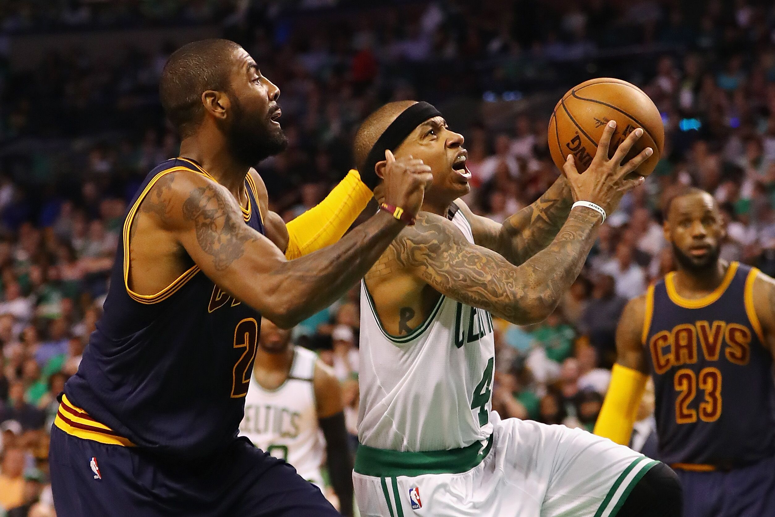 9fd10c01e645 4 reasons why the Cleveland Cavaliers won the Kyrie Irving trade