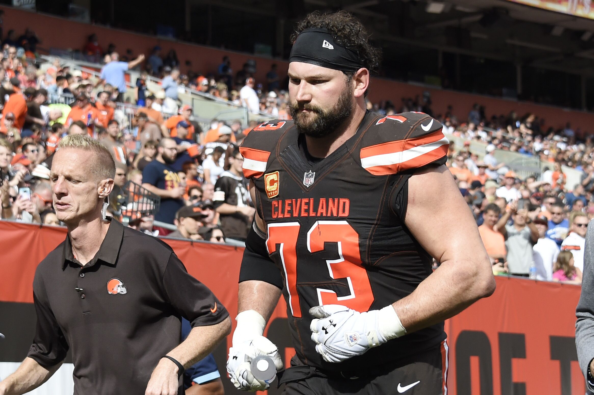 Cleveland Browns Mitchell Schwartz replaces Joe Thomas as NFL s
