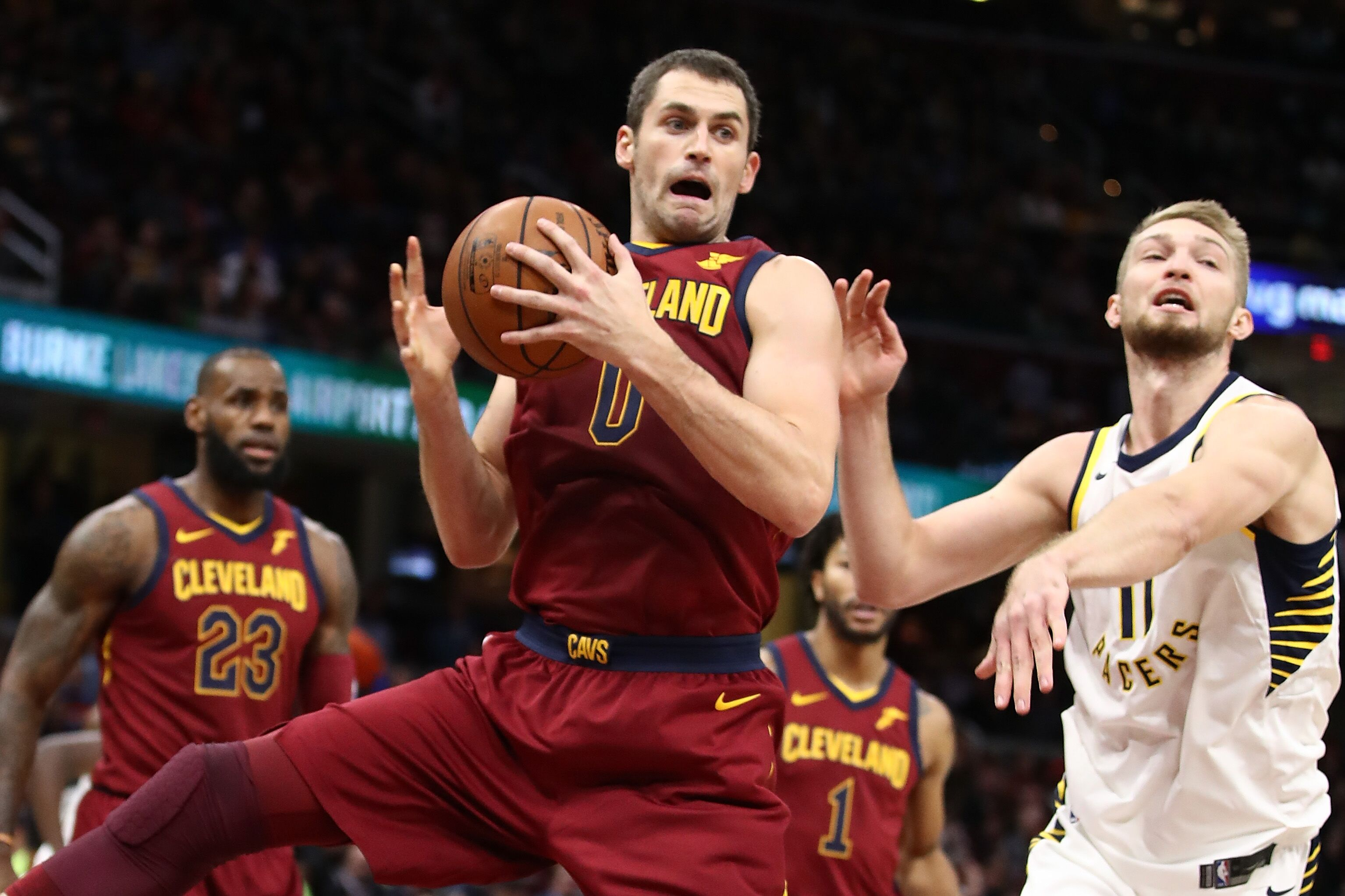 c59a0a94ce17 Cleveland Cavaliers  Is Kevin Love a hall of famer