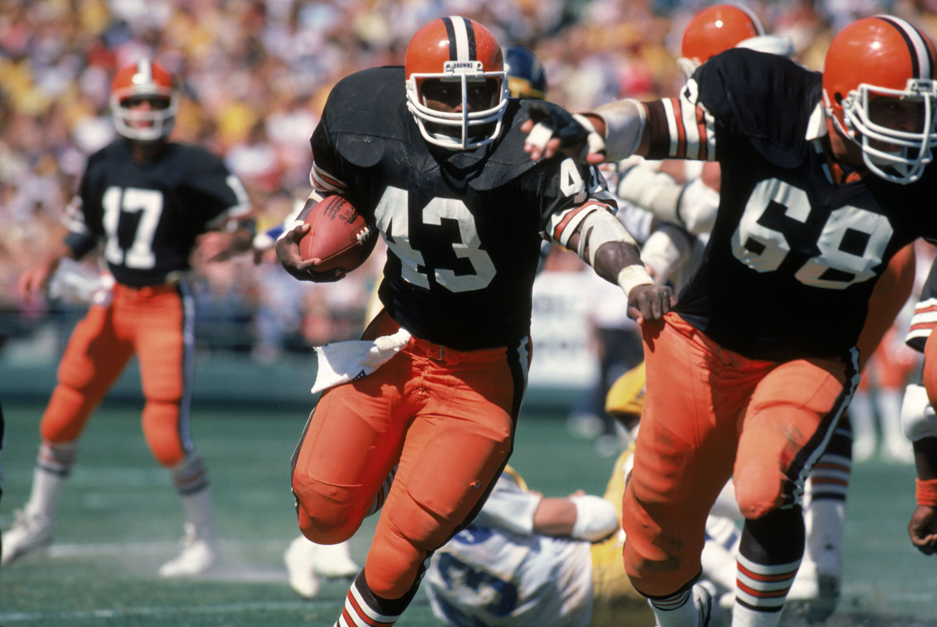 Cleveland Browns Greatest 15 First Round Nfl Draft Picks