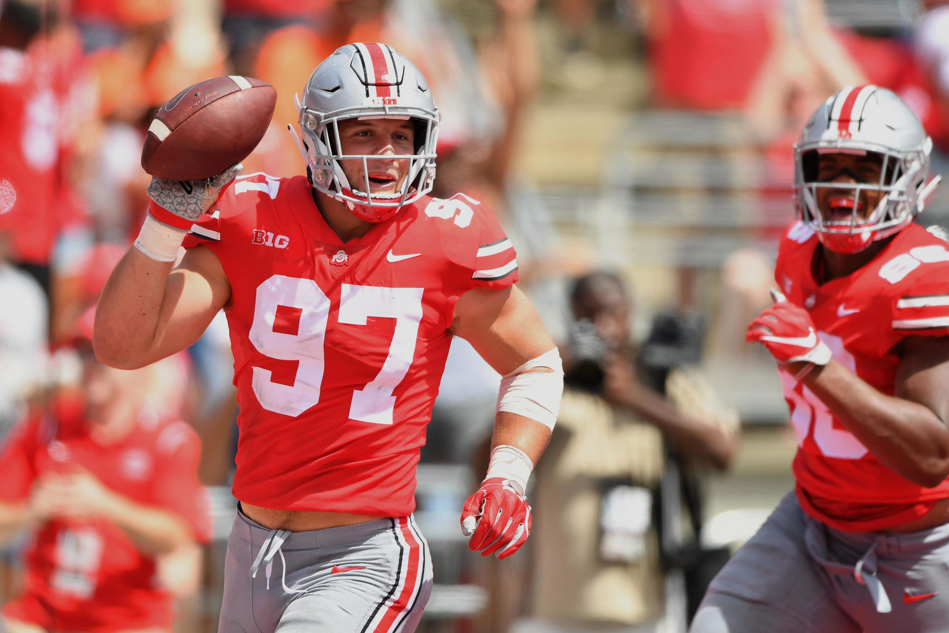 Ohio State football: Nick Bosa going pro means problems for college