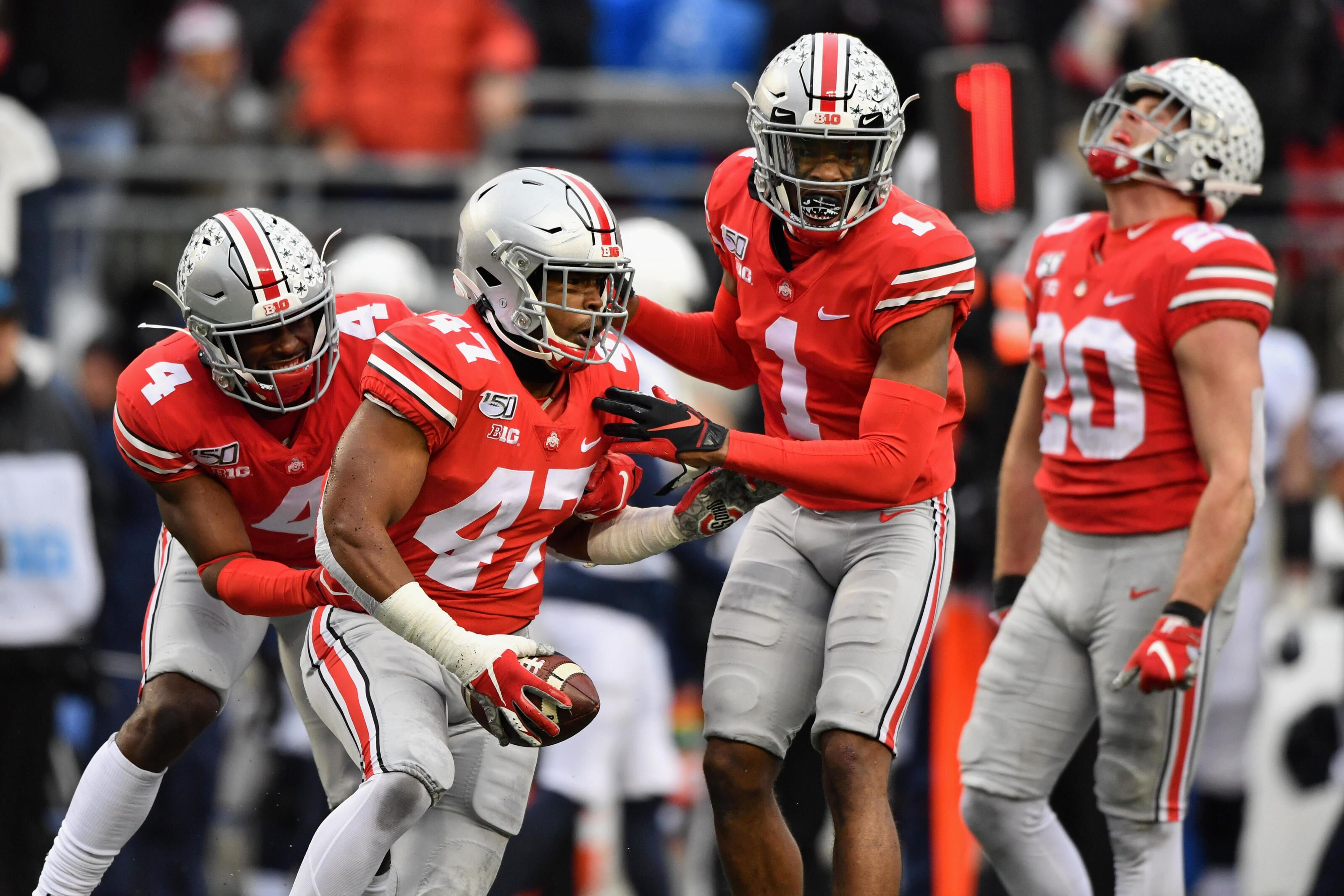 Ohio State Football 3 Reasons Osu Stays Undefeated And