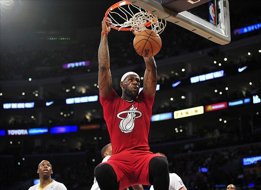 lebron james informative essay Lebron james and kobe bryant - lebron james and kobe bryant are two of the most explosive players in the nba today each player has his own playing style that separates him from the rest of the league.