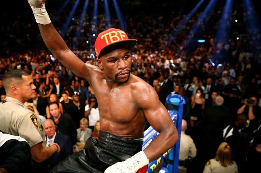 FIGHT NIGHT: Floyd Mayweather & T.I. Involved In Alleged