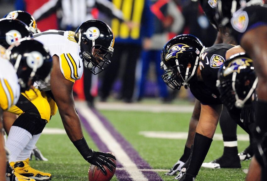 Pittsburgh Steelers Vs Baltimore Ravens Preview