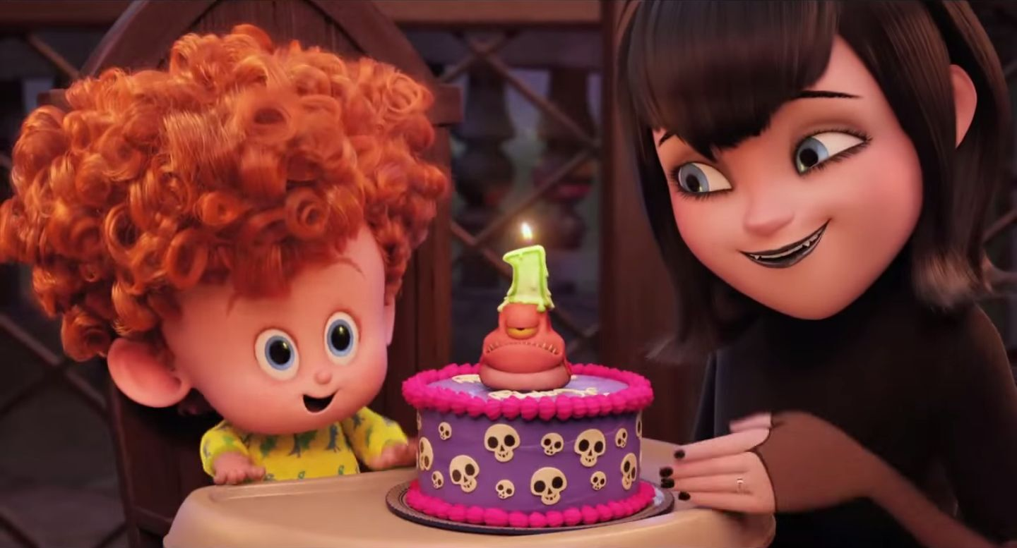 Hotel Transylvania 2: There's A New Monster In Town In New
