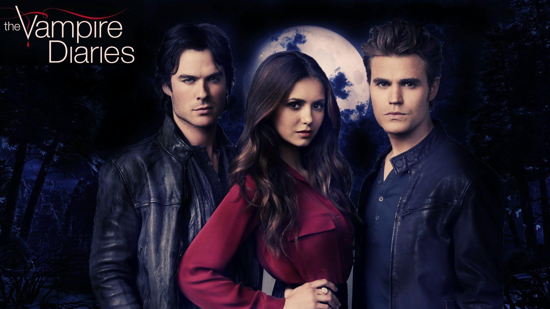 Vampire Diaries Staffel 7 Pause