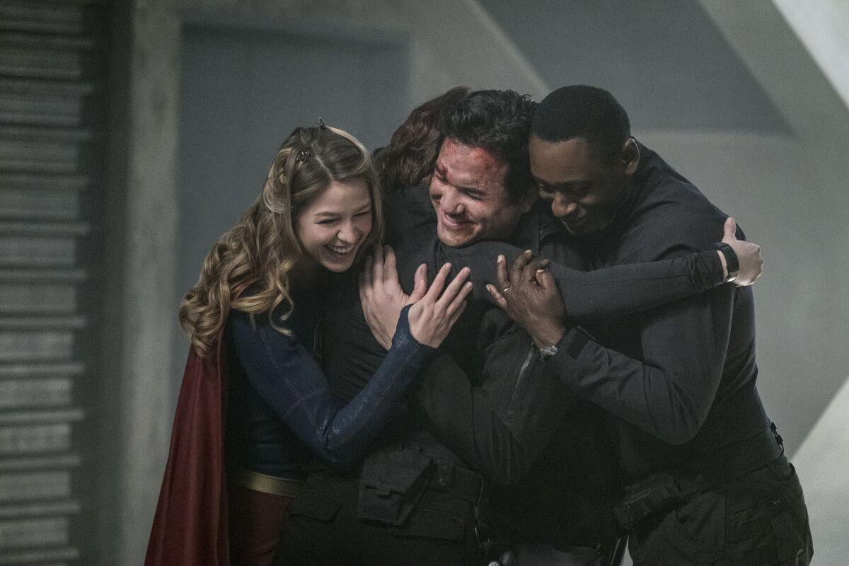 Supergirl season 2, episode 14: Watch Homecoming online
