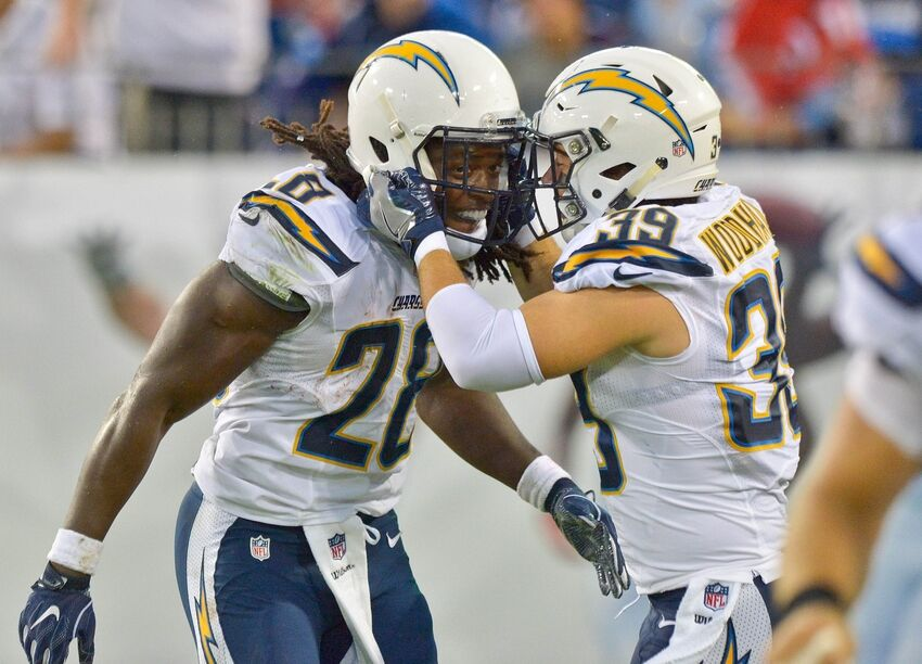 Fantasy Football 2016 Preview San Diego Chargers Running