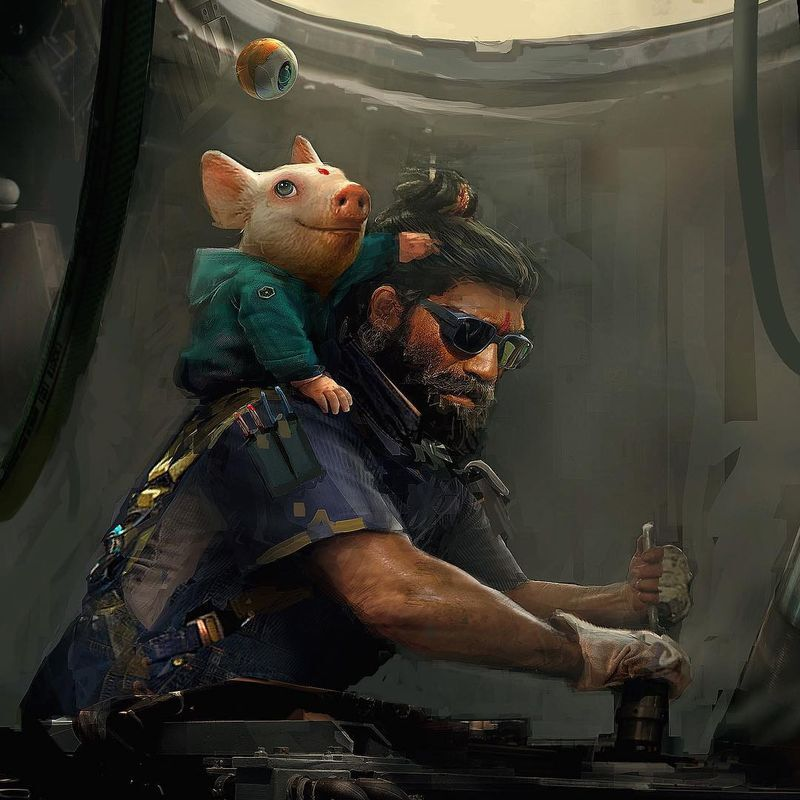 Beyond Good & Evil 2 officially in pre-production
