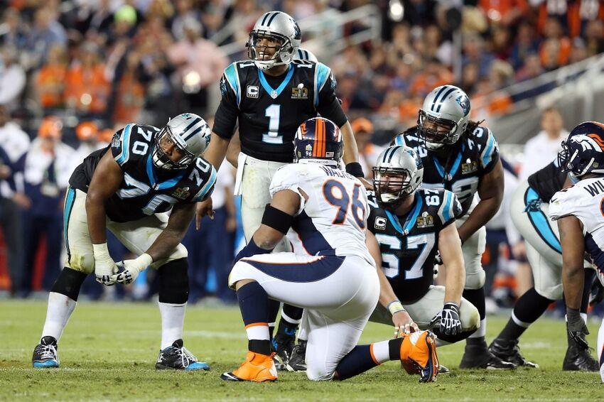 Broncos Panthers