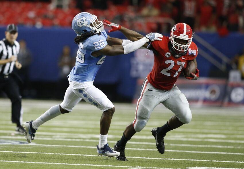 Georgia vs North Carolina: Highlights, score and recap North Carolina Football Score