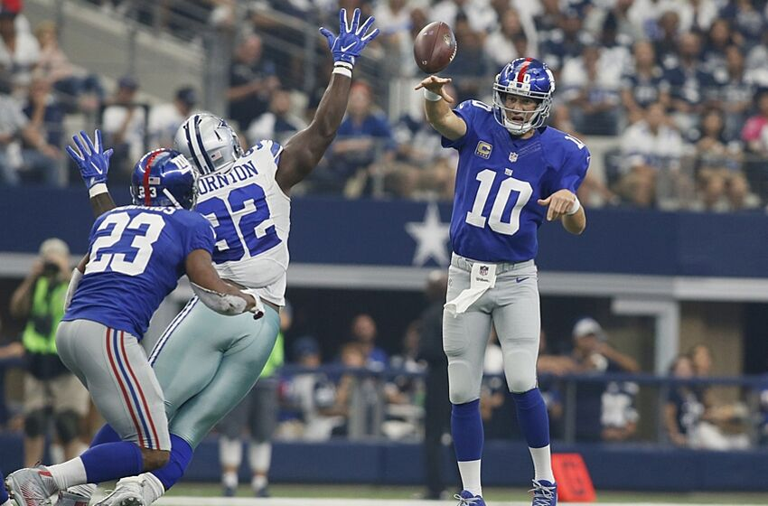 on sale eb531 a14b8 Cowboys at Giants live stream: How to watch online