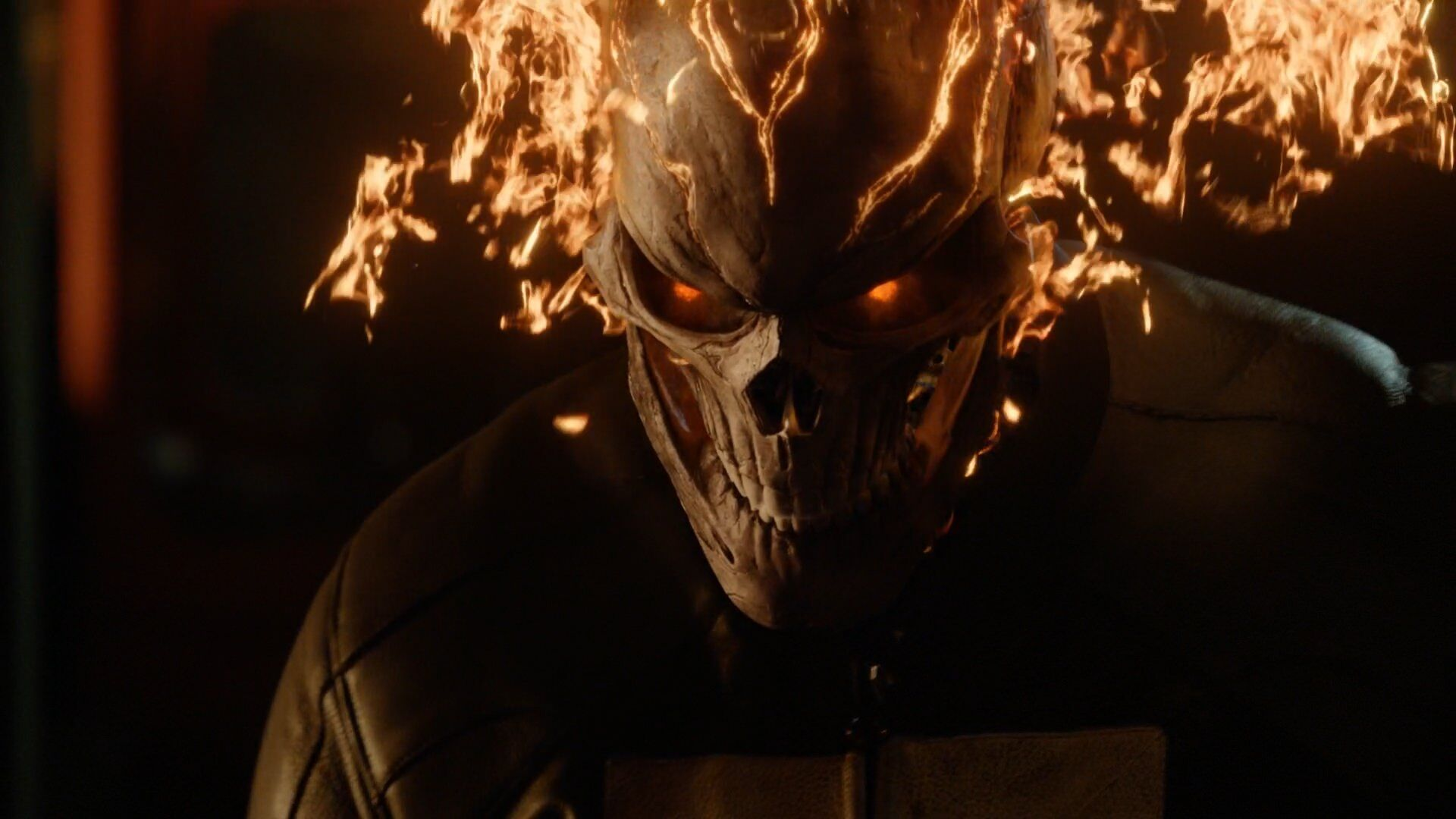 Are there now two Ghost Riders in Agents of SHIELD?