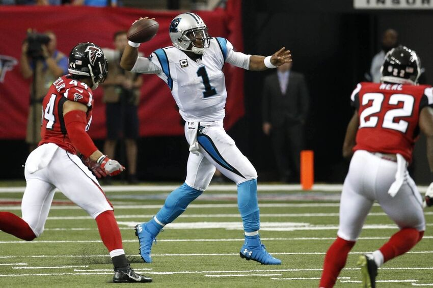 Cam Newton expected to miss Monday night for Carolina Panthers