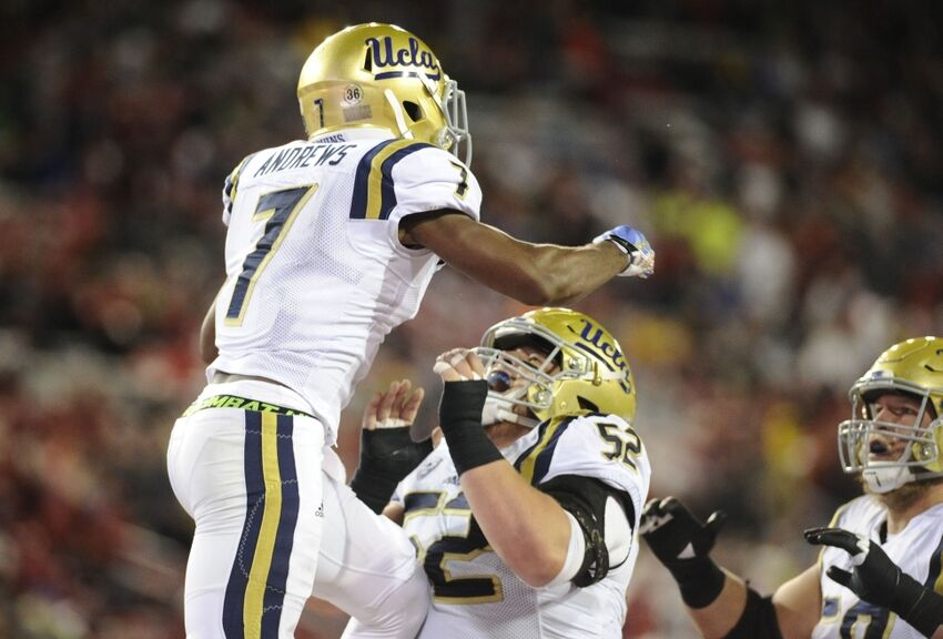 UCLA quickly strikes back with 75-yard touchdown (Video)