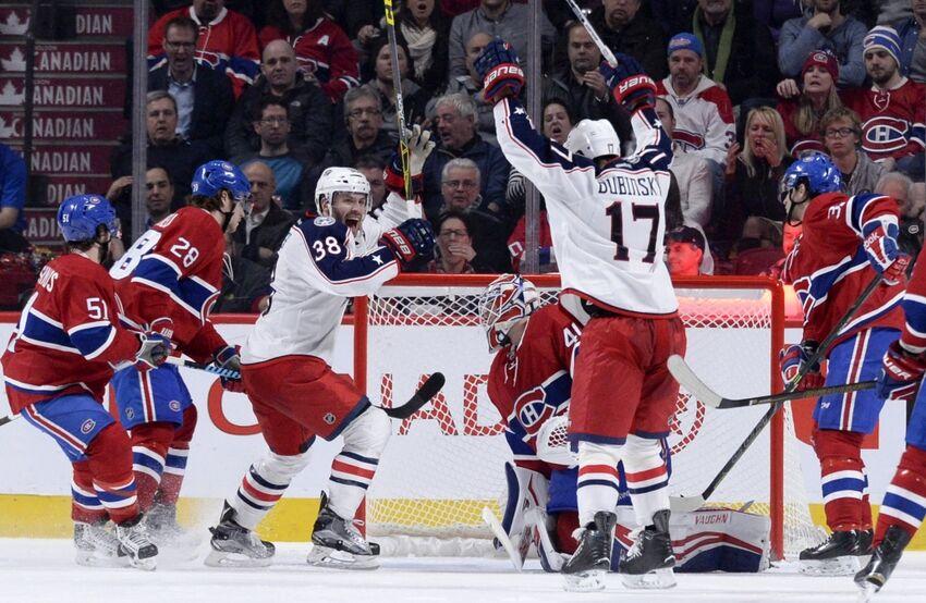 Canadiens at Blue Jackets live stream: Watch online