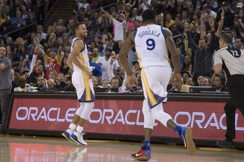 Nylon Calculus: The Golden State Warriors are heating up