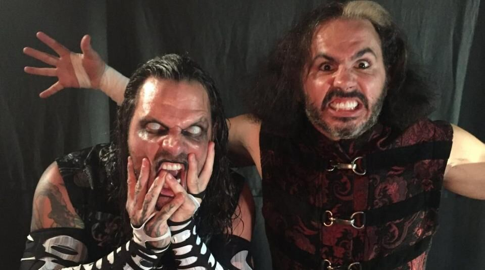 Did WWE hint at Matt and Jeff Hardy appearance at WrestleMania 33?