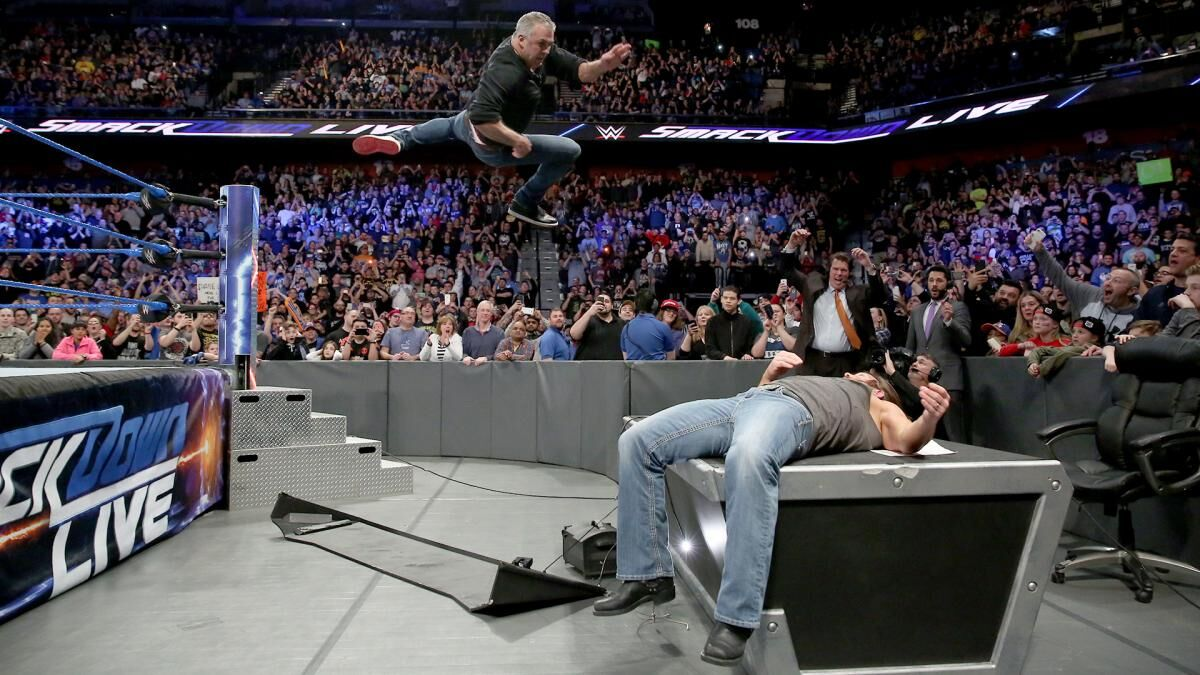 WWE WrestleMania 33: AJ Styles shouldn't be wasted vs Shane McMahon