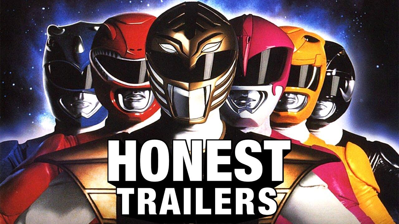 Honest Trailer for Mighty Morphin' Power Rangers shows just