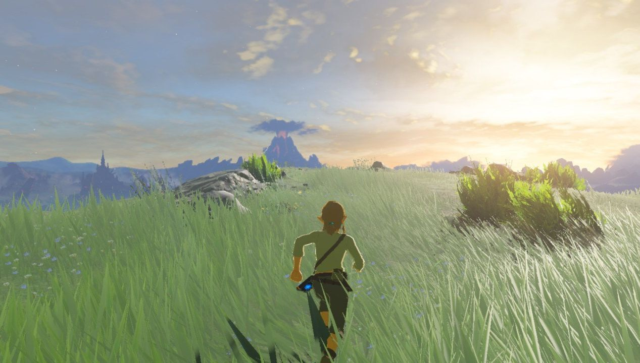 Zelda: Breath of the Wild - Best Things to Do After ...