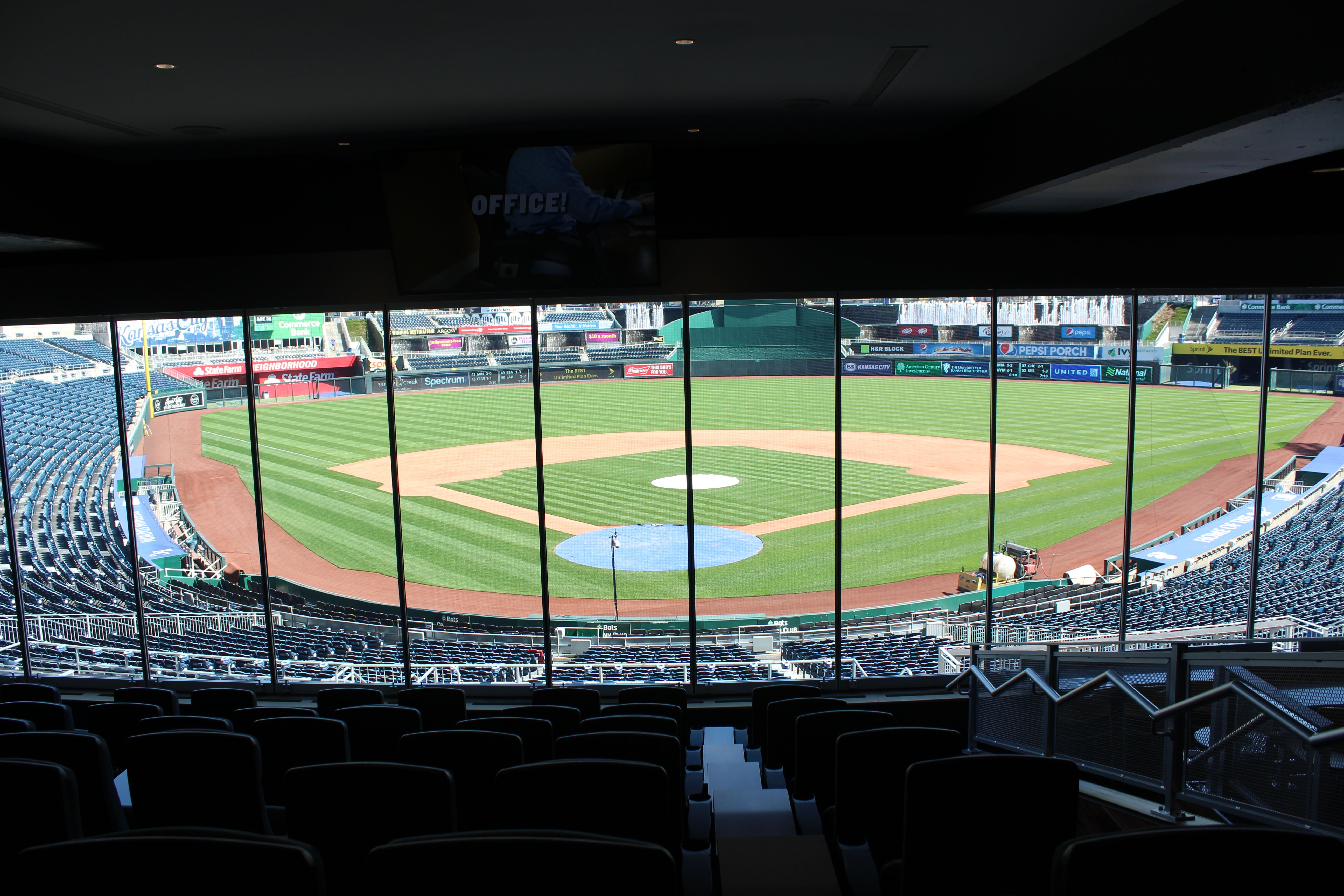 Royals Diamond Club Renovation Adds Value For Fans