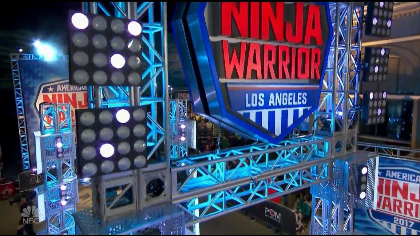 American Ninja Warrior Xbox One Review American Prize Winning