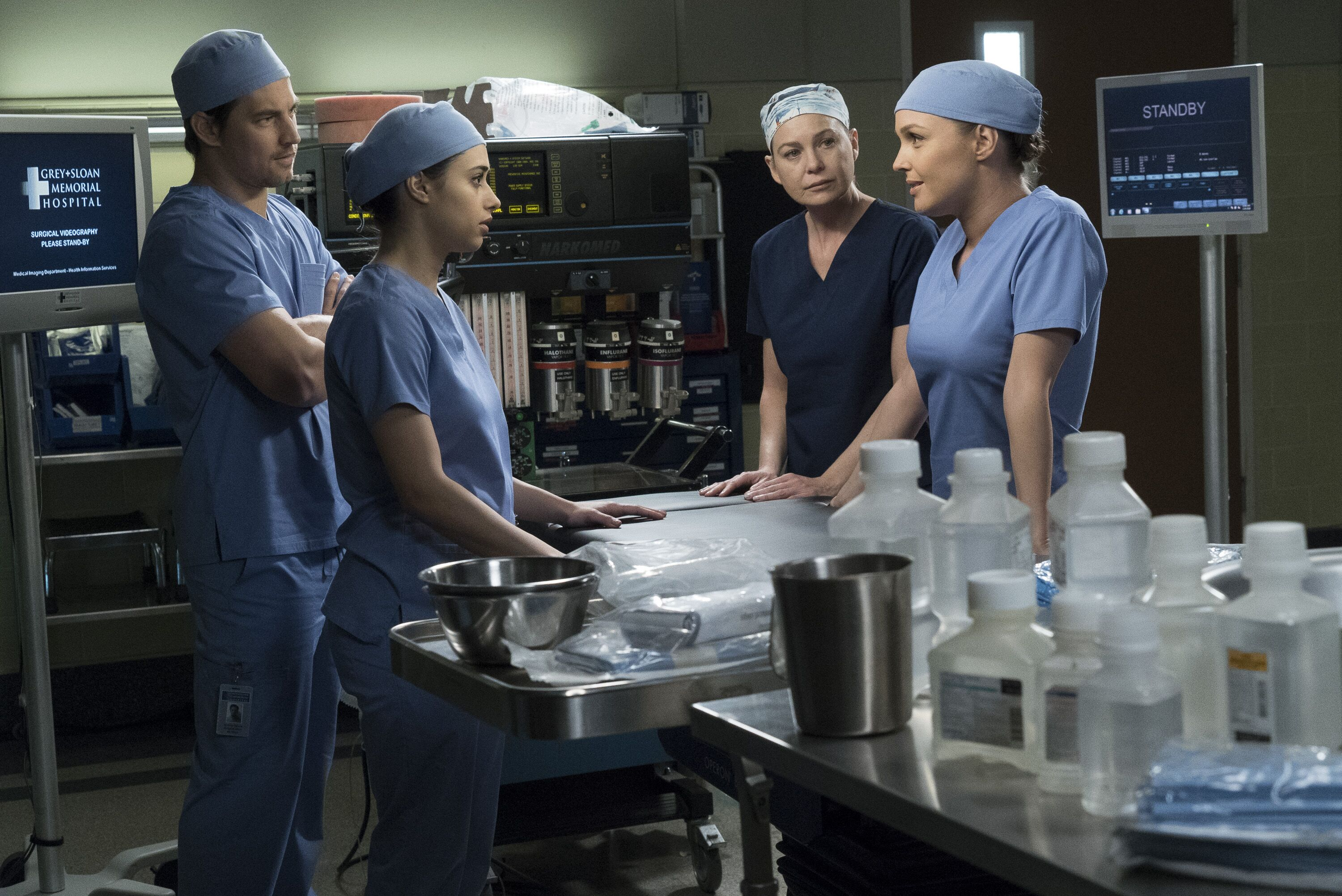 Grey\'s Anatomy recap: Beautiful Dreamer sends one surgeon home