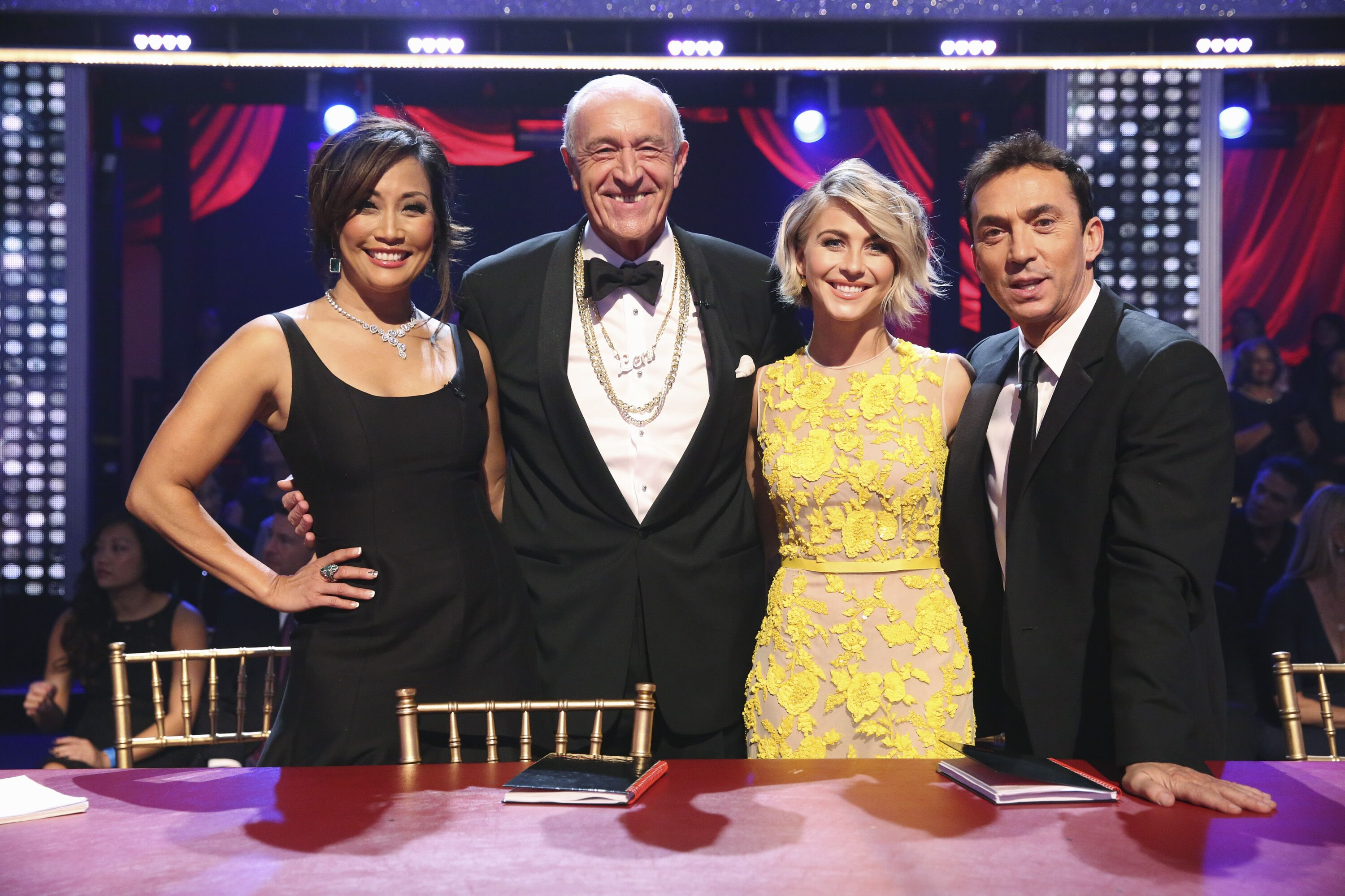Carrie Ann Inaba Wedding.Carrie Ann Inaba Reveals What S Behind A Perfect 10 On Dwts