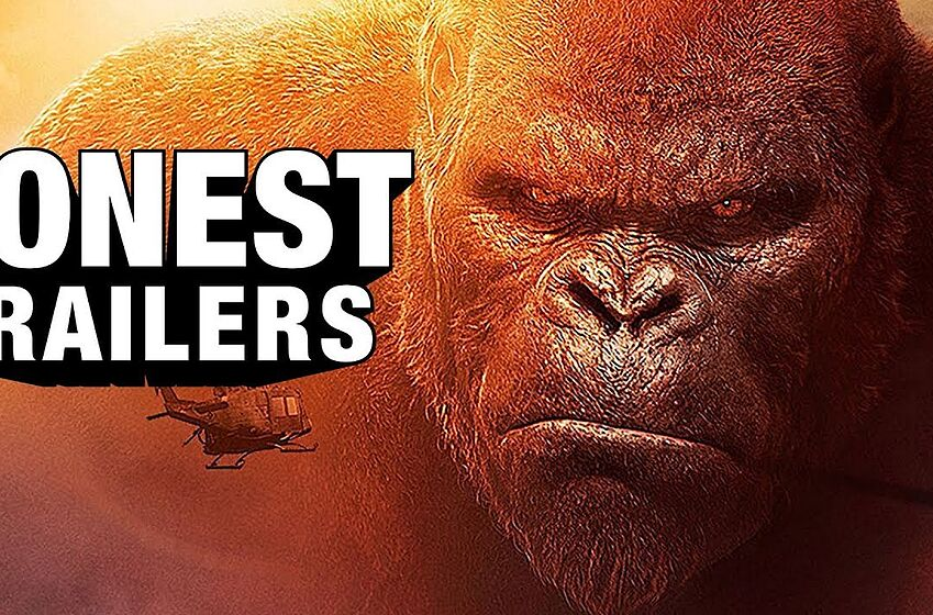 Kong: Skull Island Honest Trailers takedown features Jordan