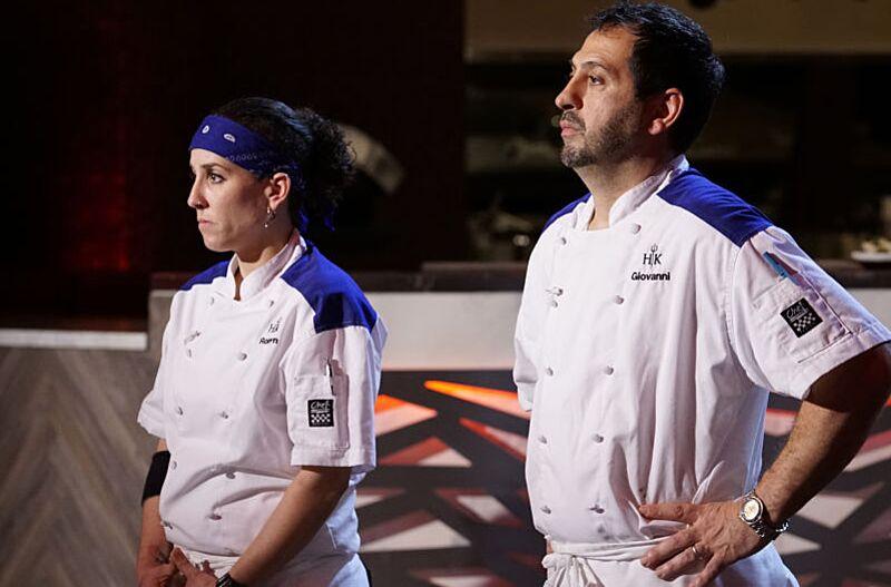 Watch Hell S Kitchen Season 17 Episode 7 Online Live Stream