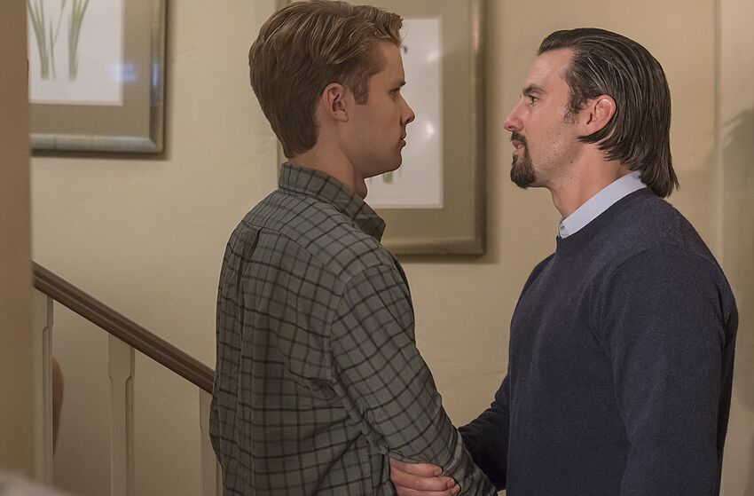 This Is Us spoilers: Why Kevin had a cast on his leg when