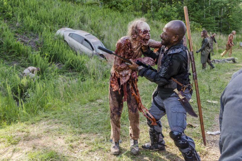 The Walking Dead Season 8 Episode 11: Where To Watch Online And On TV Get ready for The Walking Dead season 8 episode 11 , which is bound to get you on the edge of your seat. The Walking Dead season 8 has been nothing short of terrifying.
