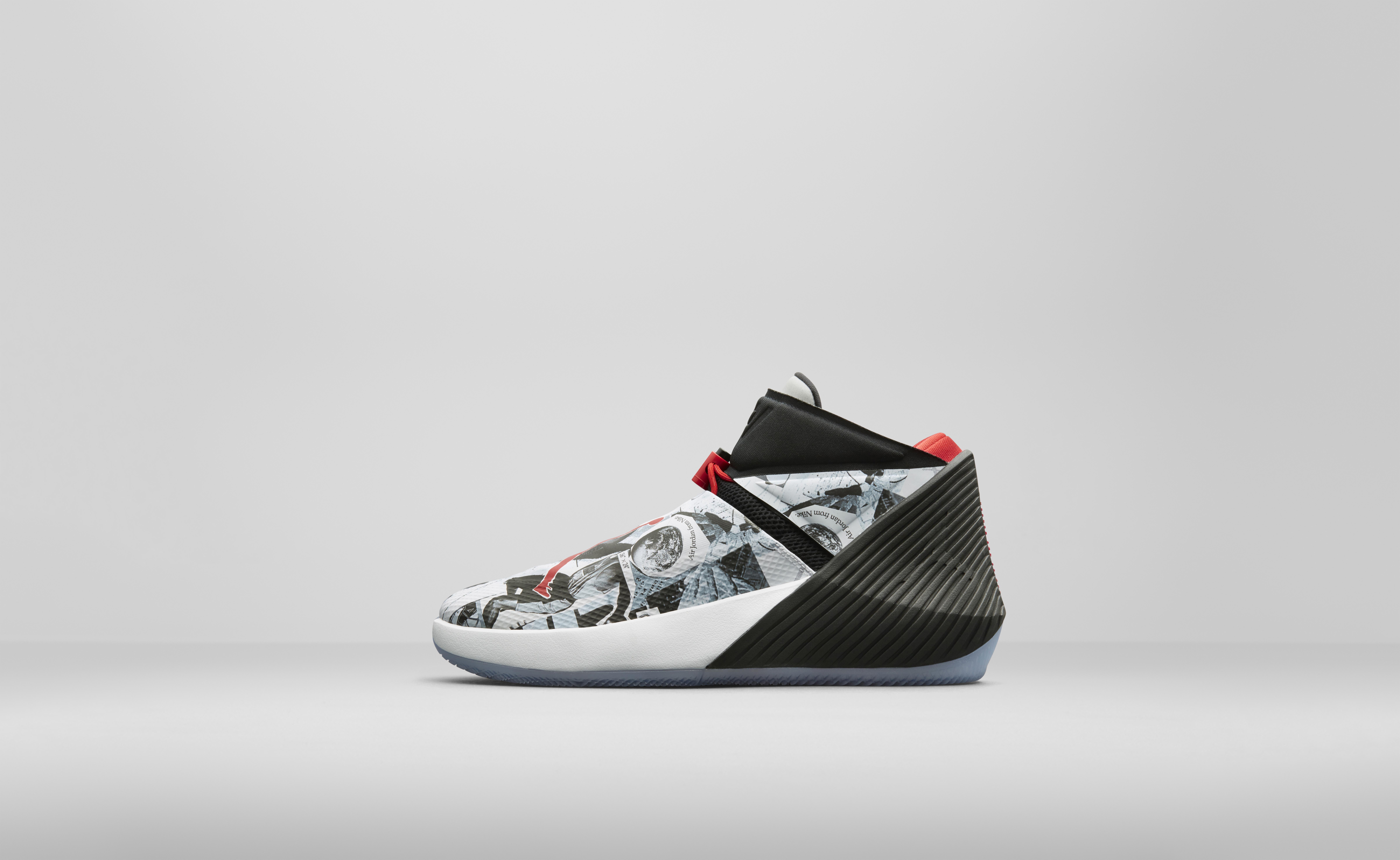 8d99889eeab575 Russell Westbrook debuts new signature Jordan Brand sneaker