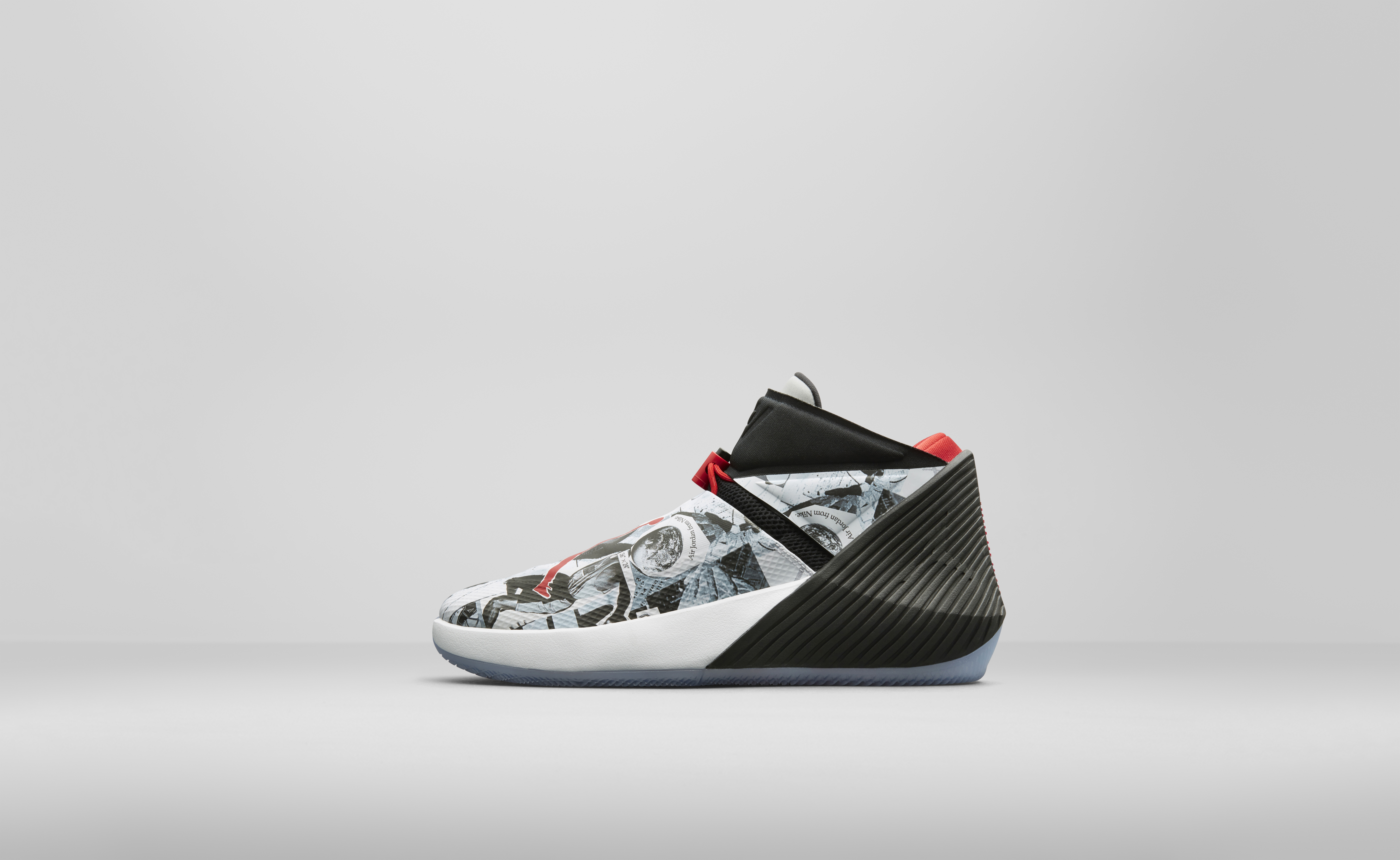 e3d4181791ab Russell Westbrook debuts new signature Jordan Brand sneaker