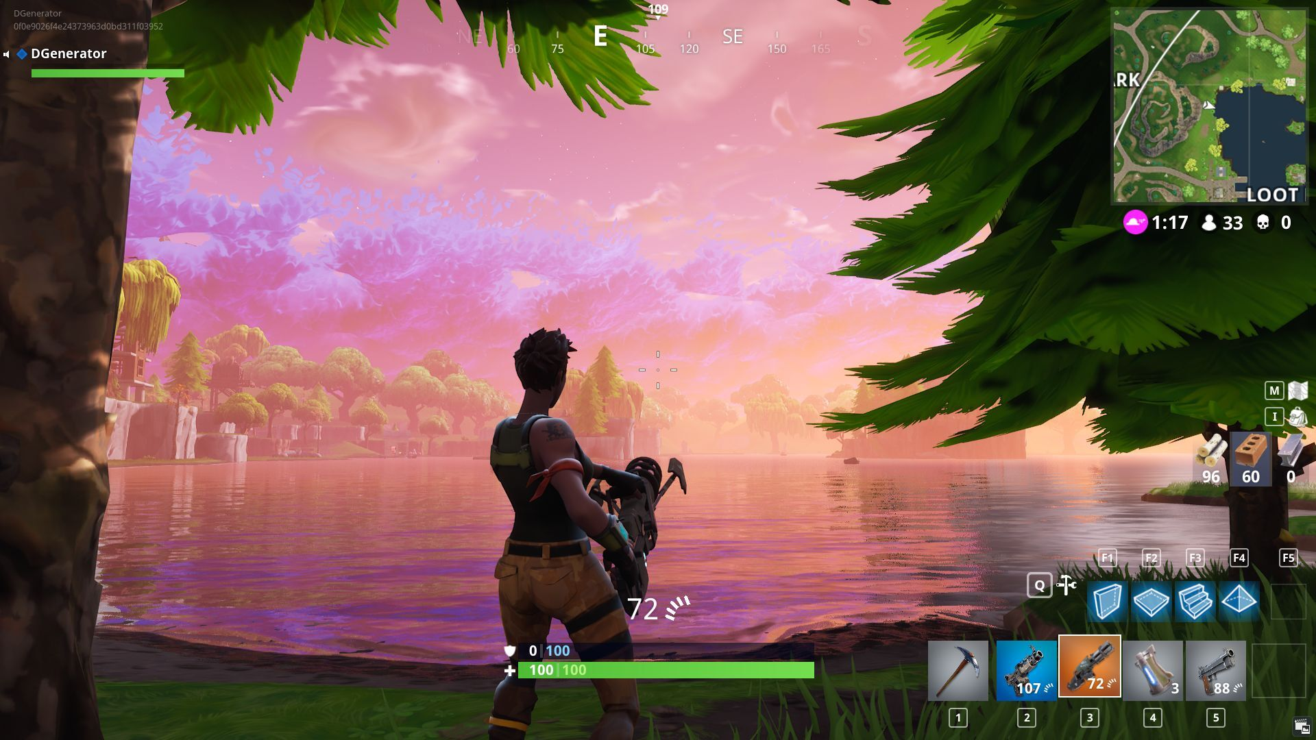 Fortnite: Learn about the battle royale video game sweeping the nation