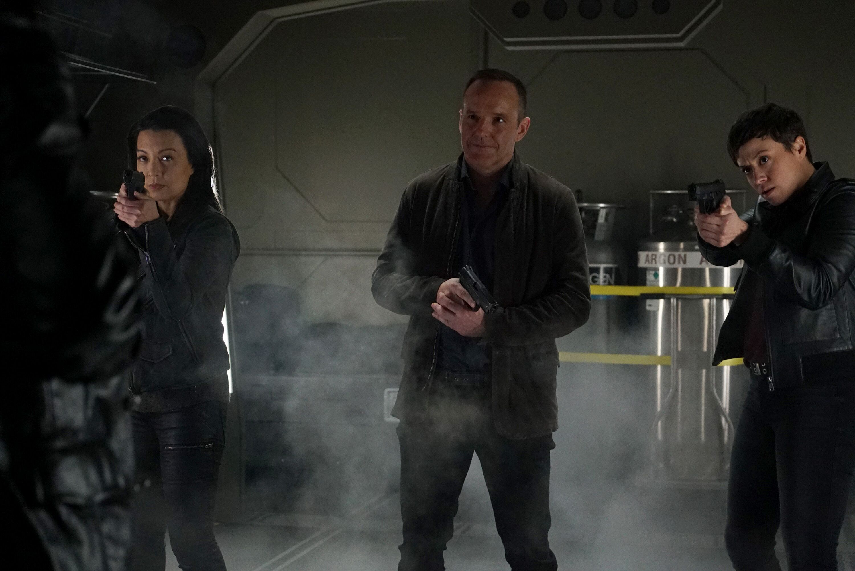 Agents Of Shield Season 5 Stream