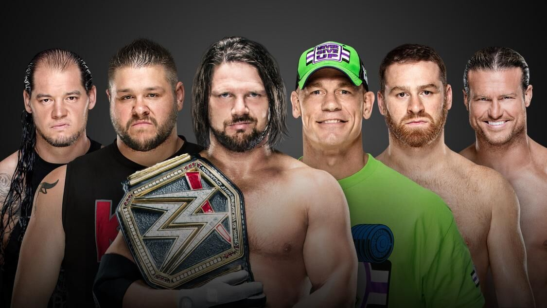 WWE Fastlane 2018 results: Six-Pack Challenge for the WWE Championship — Full video highlights