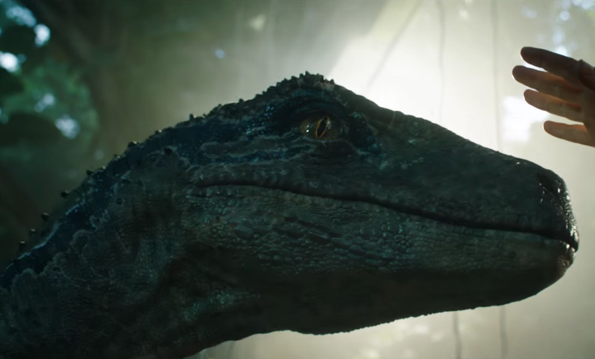 How long after the events of Jurassic World is Fallen Kingdom set?