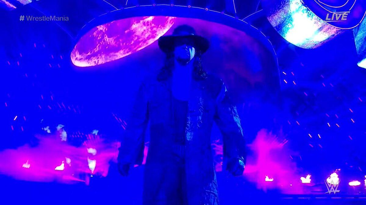 The Undertaker deletes all mentions of WWE from his social media