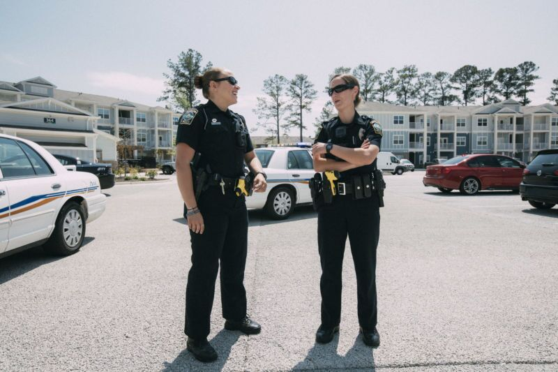 Live PD Women on Patrol: Sgt  Michelle Weber talks Live PD spinoff