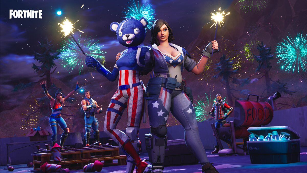 Fortnite Friday Battle Pass Week 10 Rocket Launch And