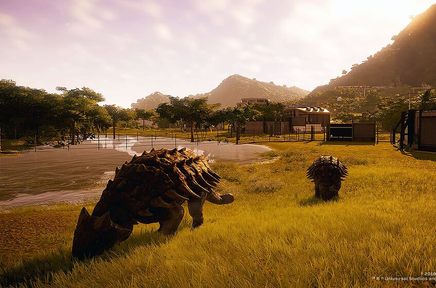 Jurassic World Evolution review: The park doesn't HAVE to be
