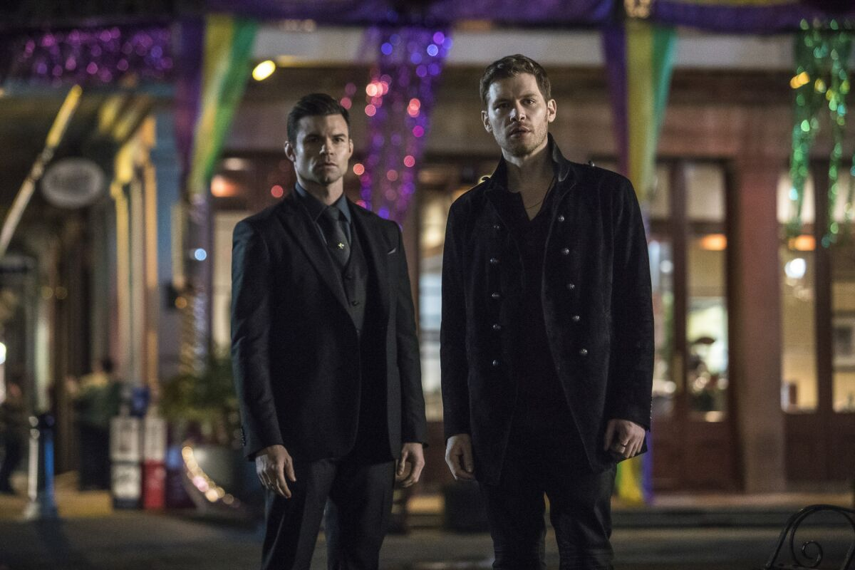 It's the end of always and forever on The Originals season 5