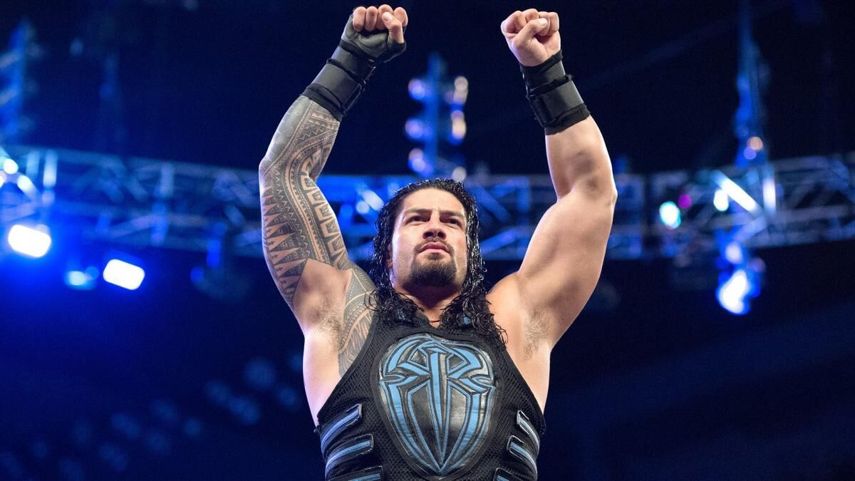 Roman Reigns vs. Erick Rowan announced for Clash of Champions