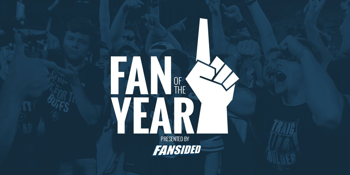 FanSided Sports Fan of the Year