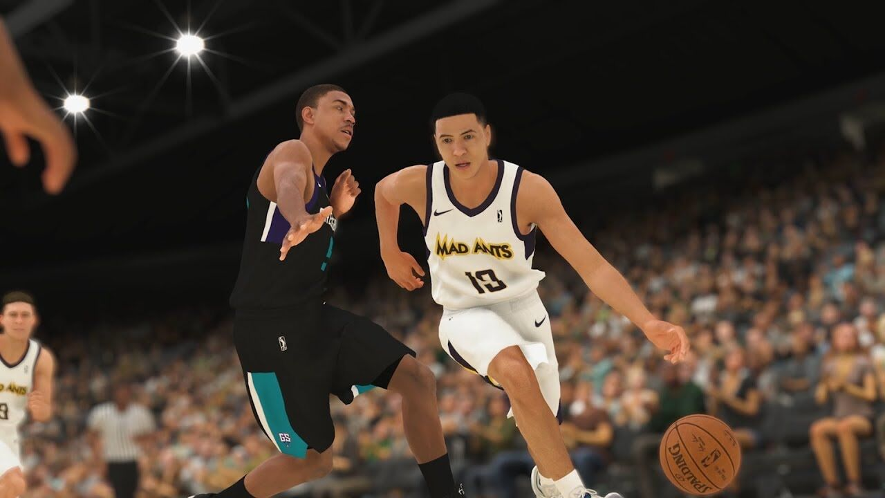 24905cd66 NBA 2K19 has the best career mode ever … except for one thing - NBA News