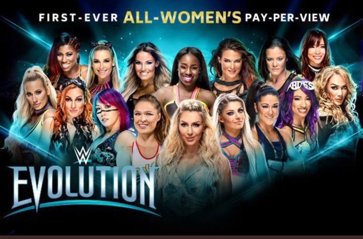 WWE Evolution 2018 review: What we learned, takeaways, future projections